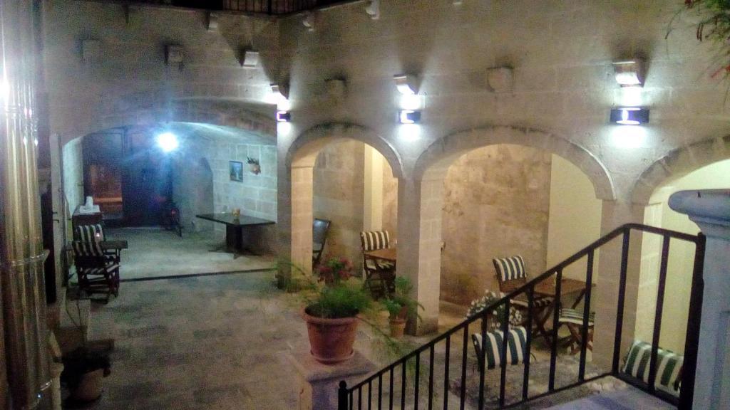 Palazzo Mellacqua Castiglione dOtranto, Italy