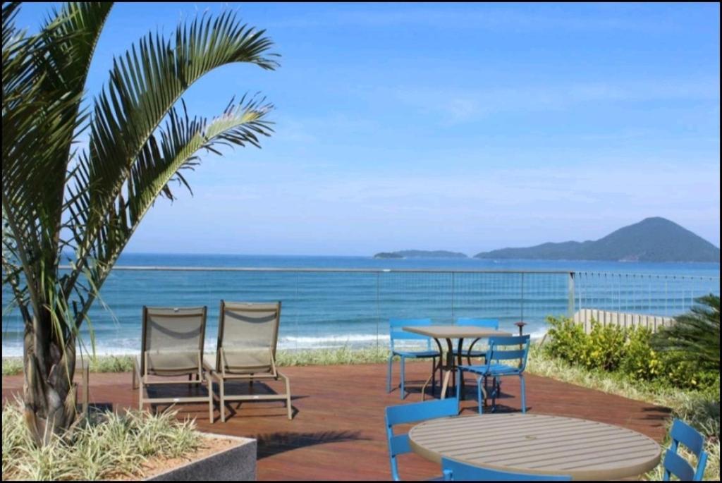 Maravilhoso Apartamento DNA Resort Ubatuba