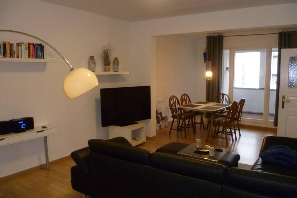 A seating area at Villa Greve - Maisonette Suite