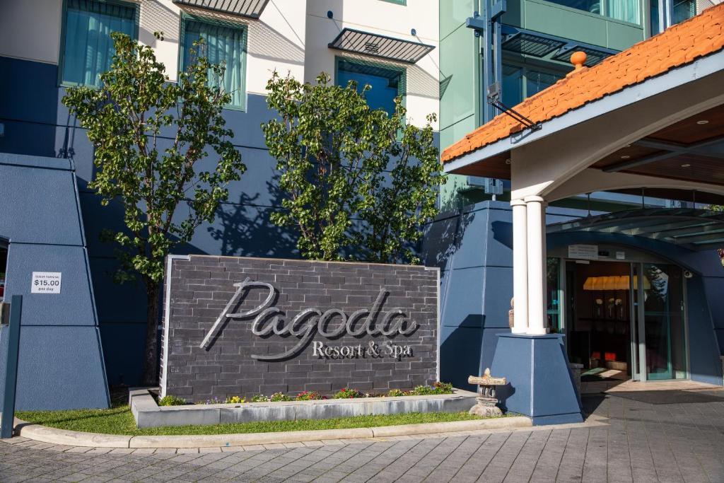 Pagoda Resort & Spa - Laterooms