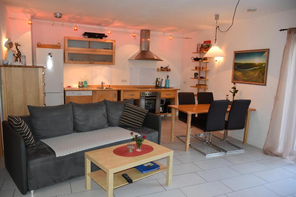 Küche/Küchenzeile in der Unterkunft Fewo-Bernkastel-Kues