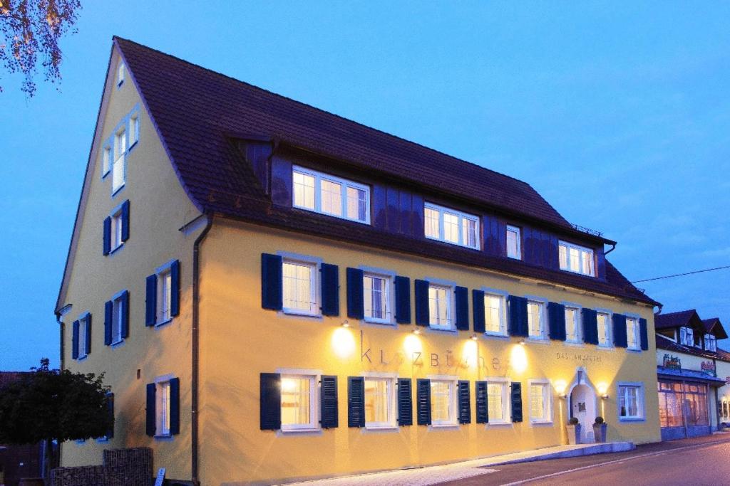 Klozbucher - Das Landhotel Ellwangen, Germany