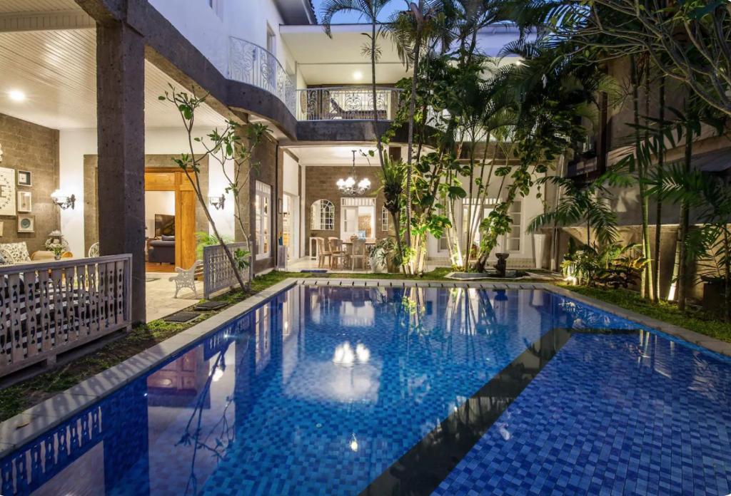 Villa Gaia Kerobokan Indonesia Booking Com