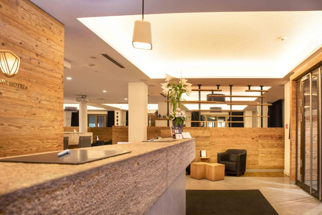 The lounge or bar area at VI VADI HOTEL BAYER 89