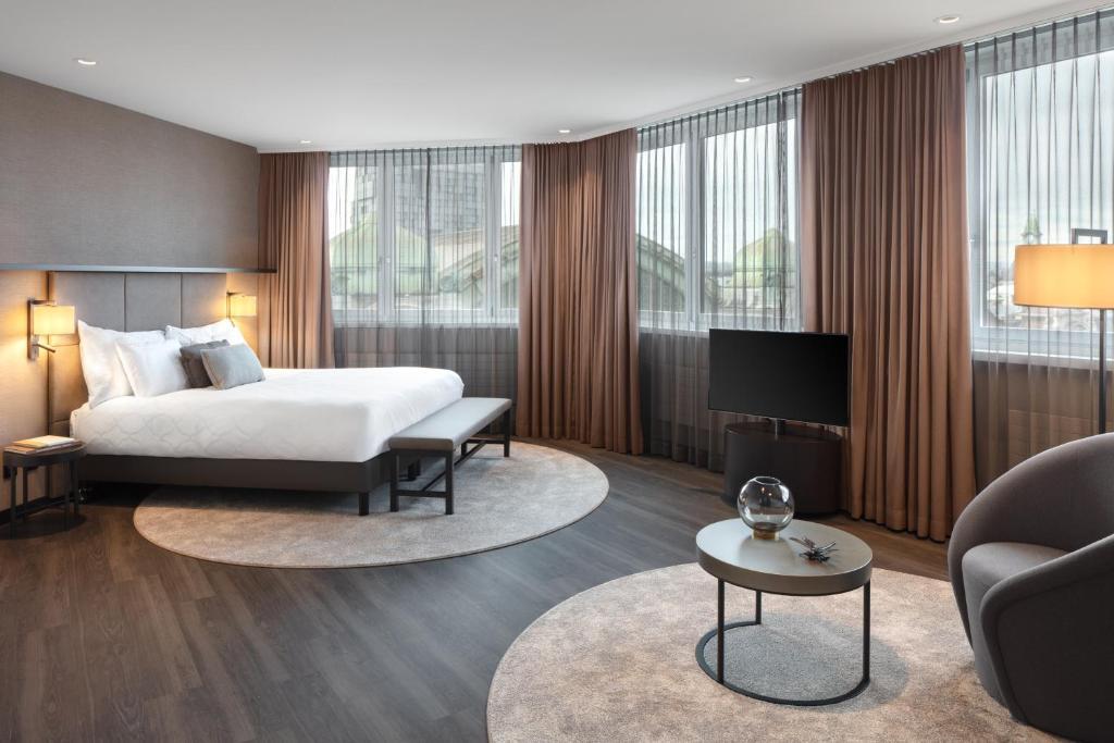 Hotel Victoria Basel, Switzerland