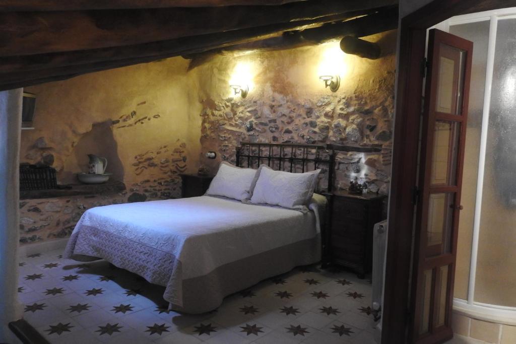 Cama o camas de una habitación en Banujali