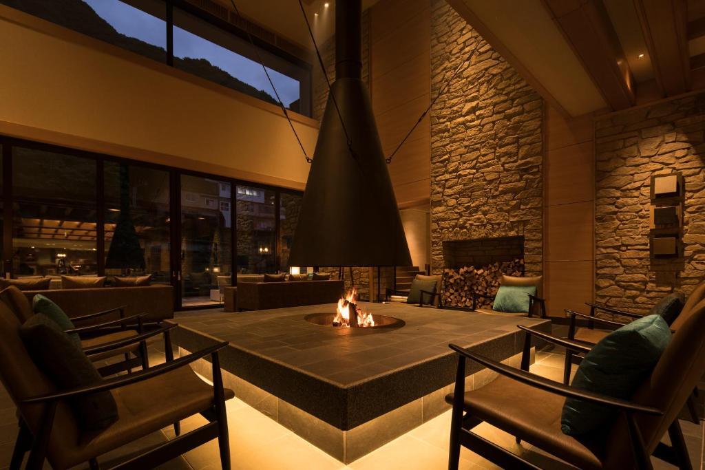 聚樂水上日式旅館餐廳或用餐的地方