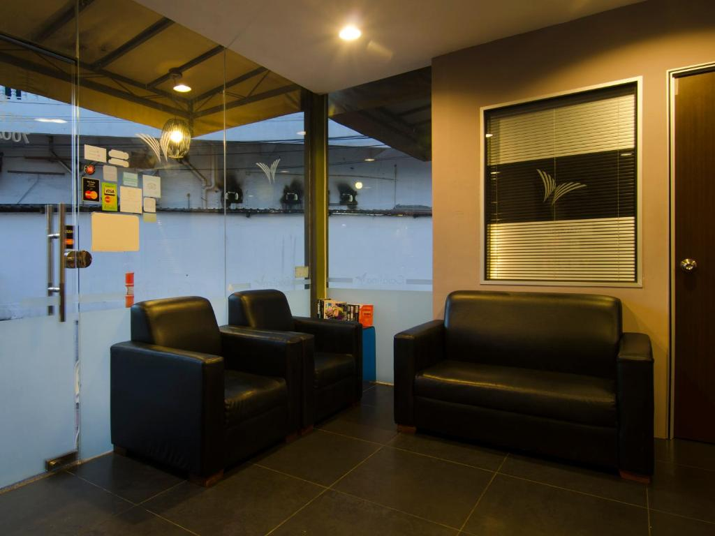 The lobby or reception area at Casa Fina Fine Homes