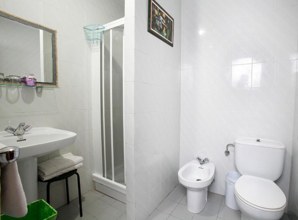 Un baño de Hotel Ripa