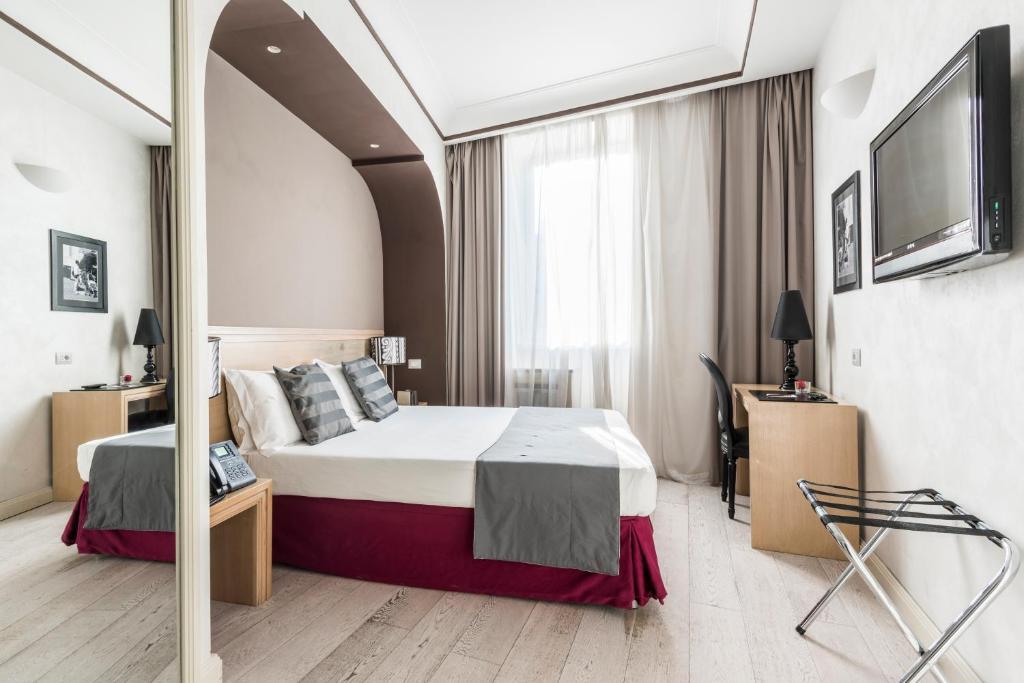 Hotel Pincio Rome, Italy