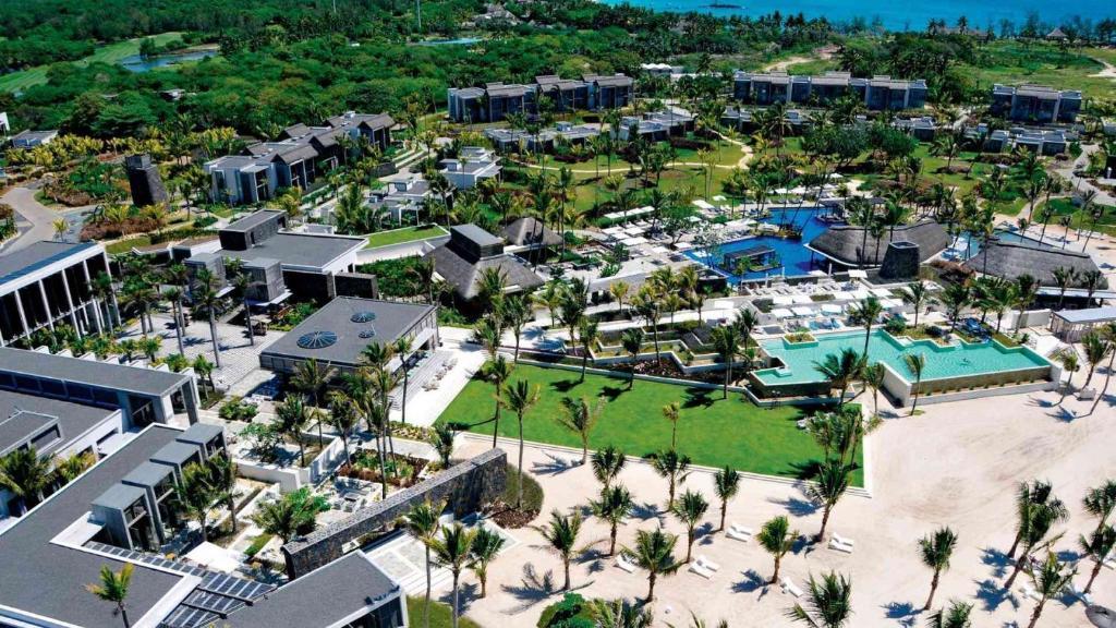 Long Beach A Sun Resort с высоты птичьего полета