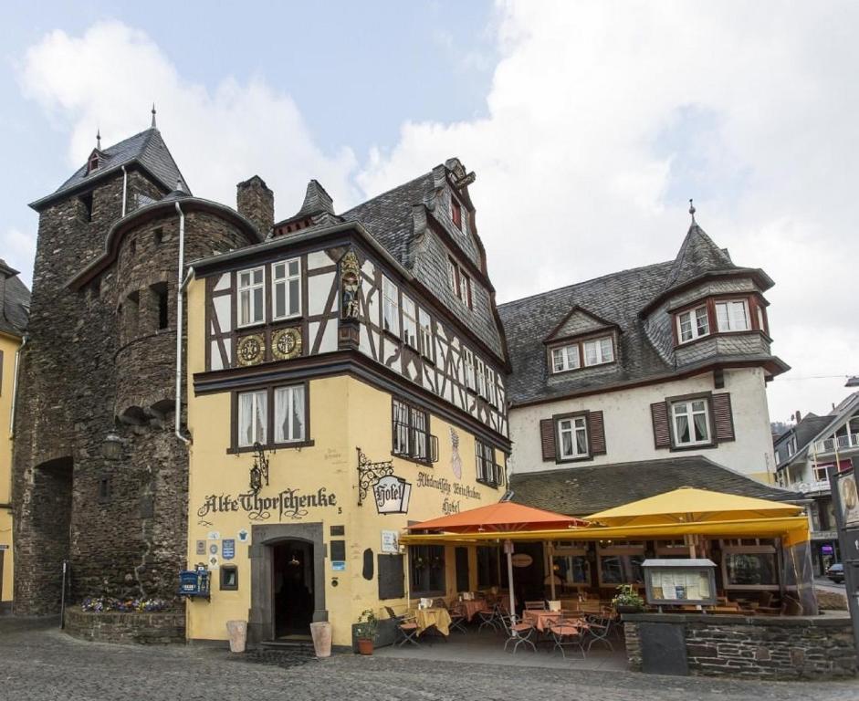 Alte Thorschenke Cochem, Germany