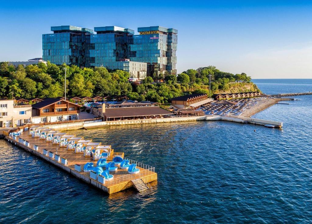 Апартаменты золотая бухта квартира в грузии купить