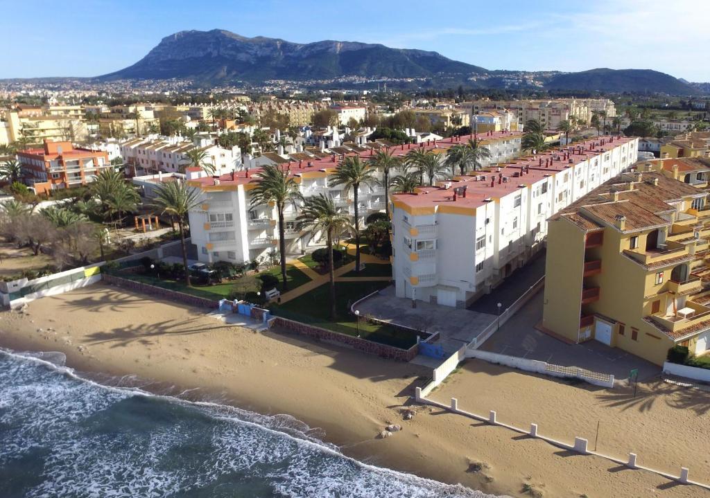 A bird's-eye view of Apartamentos Oliver Playa