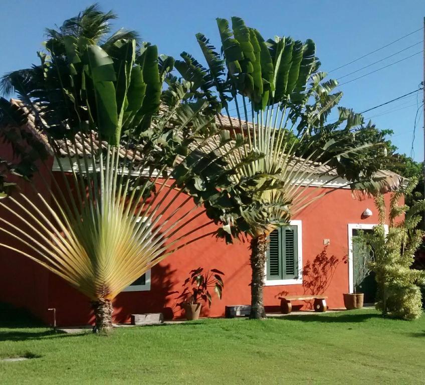 A garden outside Casa Vila Do Outeiro
