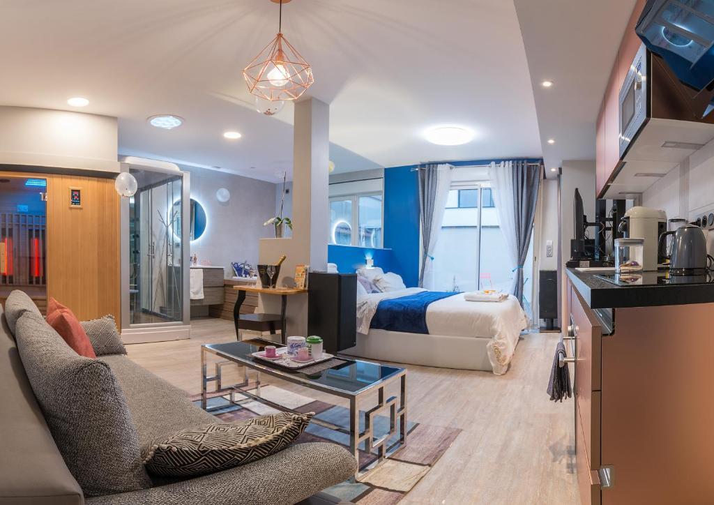 Apartment Mv Suite Spa Reims France Booking Com