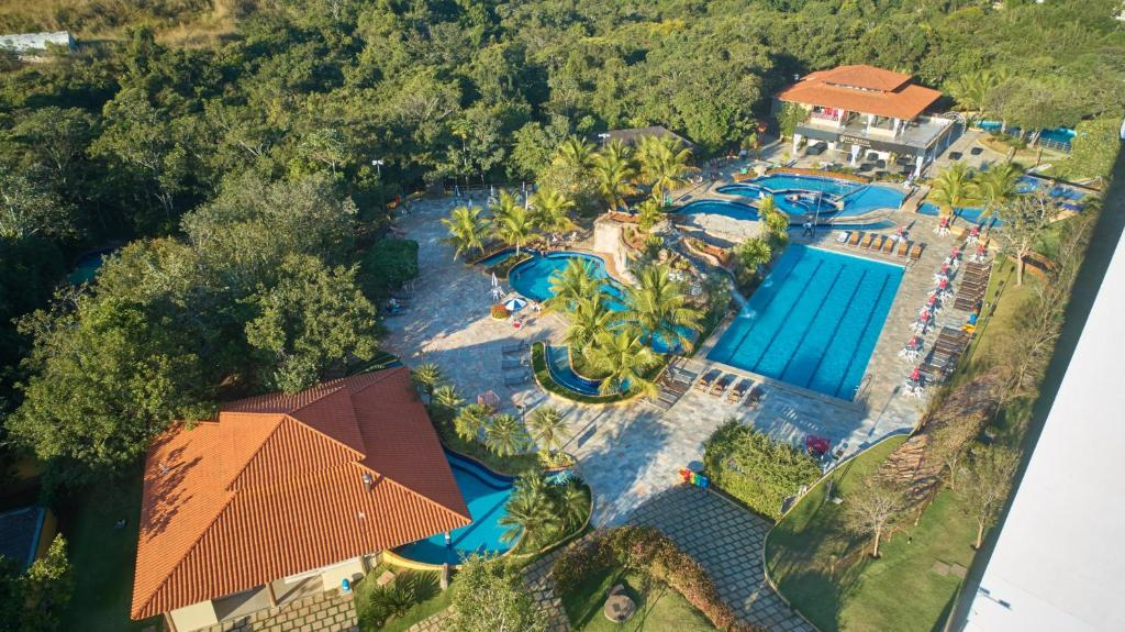 A bird's-eye view of Ecologic Ville Resort