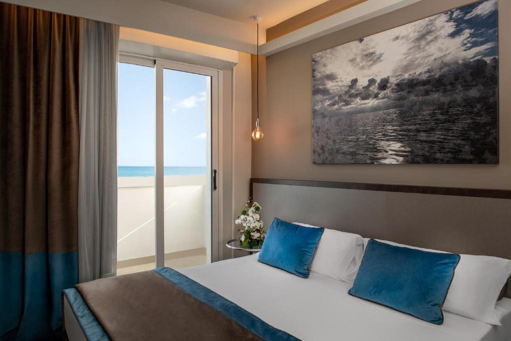 Hotel Continental Rimini, Italy