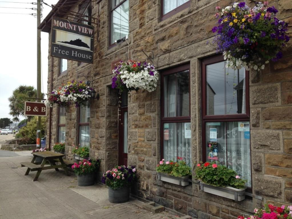 The Mount View Hotel, Bed & Breakfast