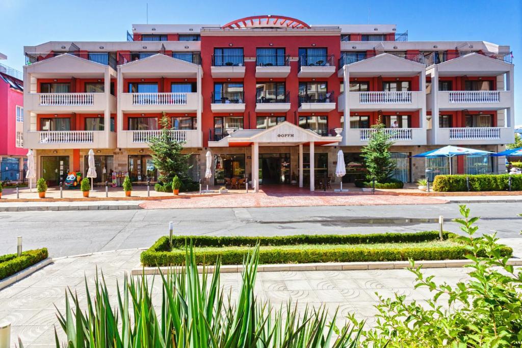 Hotel Forum Sunny Beach, Bulgaria