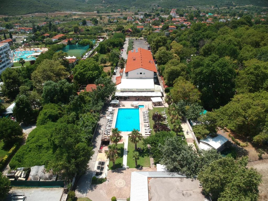 Sun Beach Hotel Platamonas, Greece