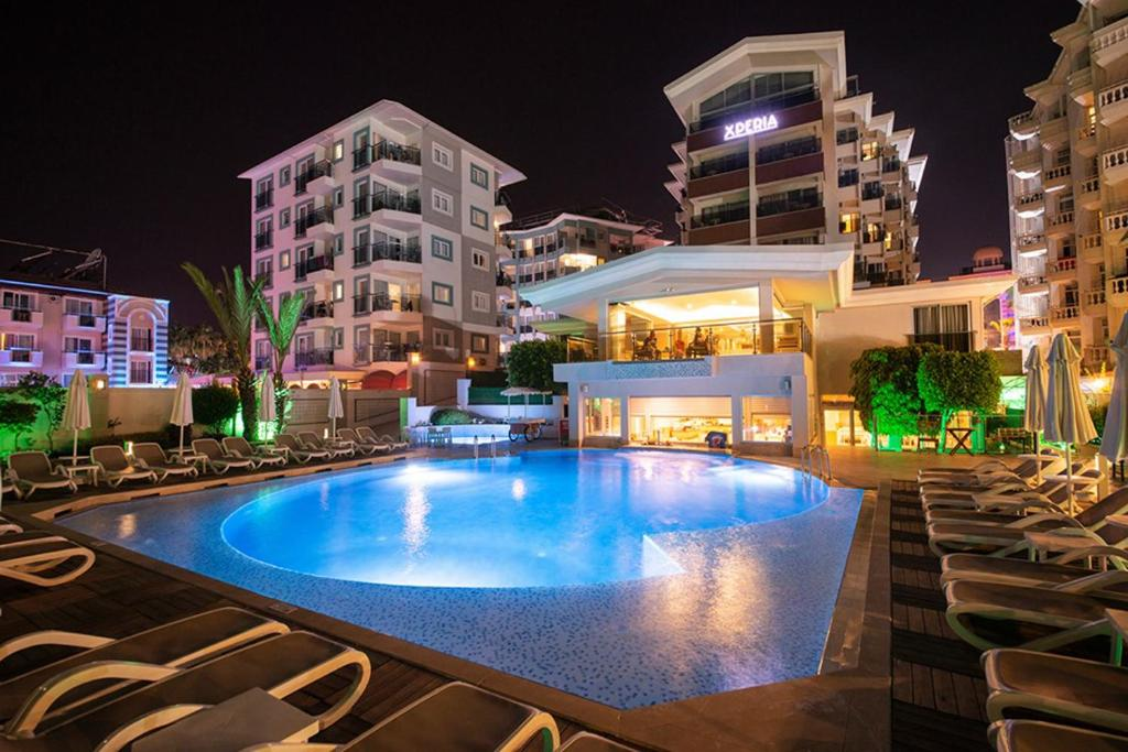 The swimming pool at or close to Xperia Saray Beach Hotel