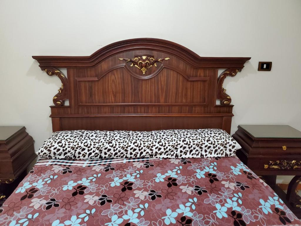 A bed or beds in a room at Tilwana House