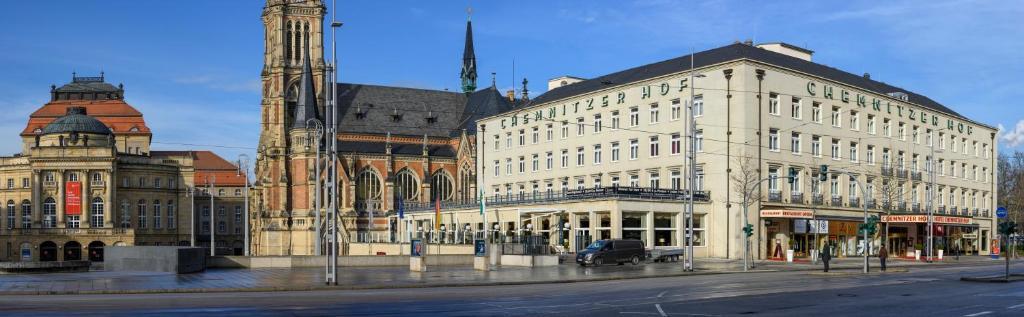 Hotel Chemnitzer Hof Chemnitz, Germany