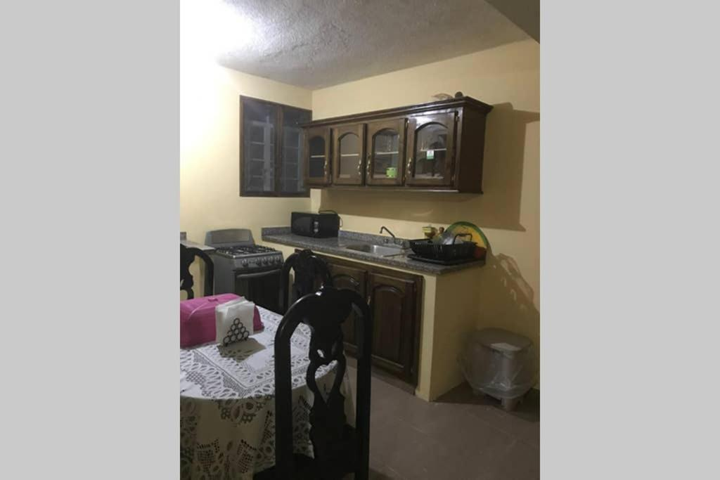 A kitchen or kitchenette at Standard Private apartment