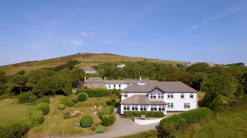 A bird's-eye view of Beacon Country House Hotel
