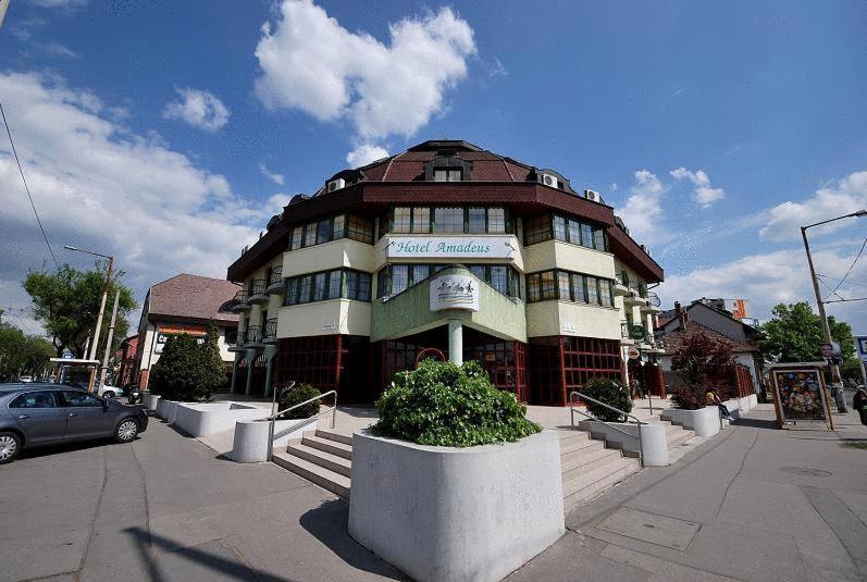 Hotel Amadeus Budapest, Hungary