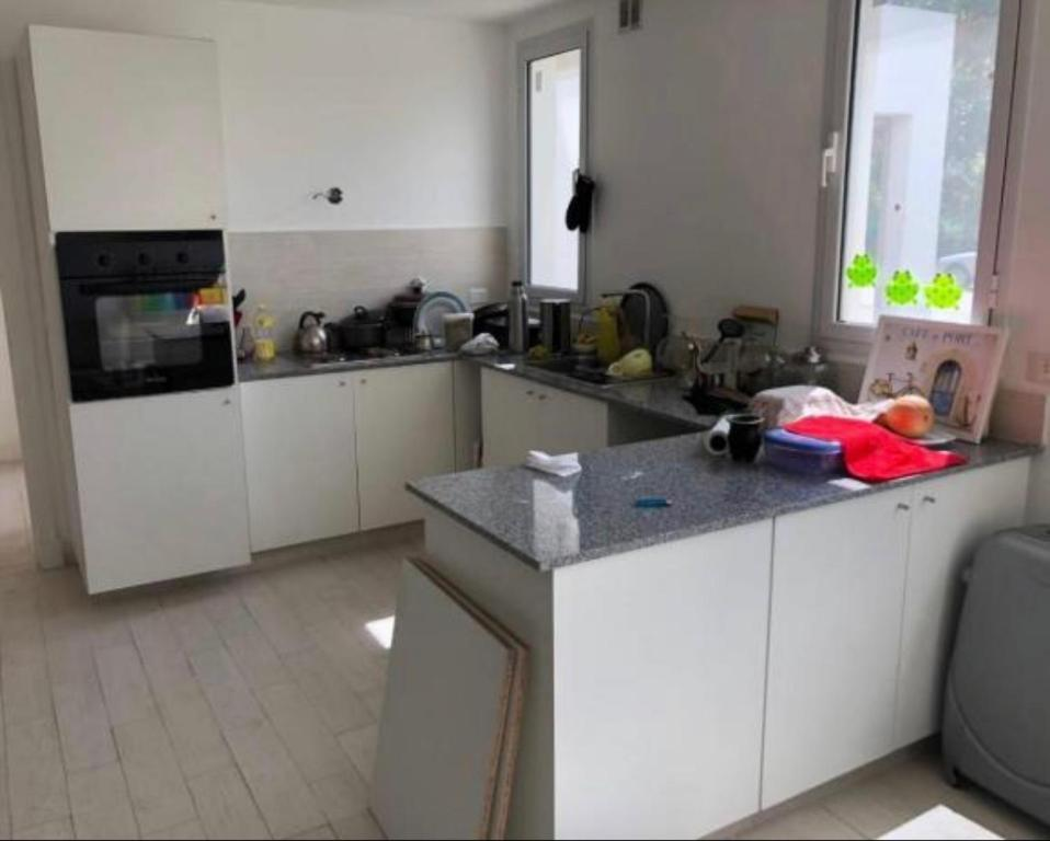 Una cocina o kitchenette en Casa en country club