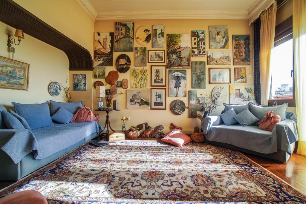 The Boho Apartment Kavala Greece Booking Com