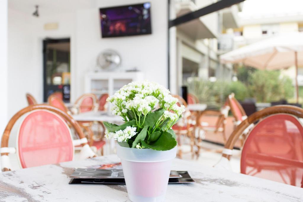 Ресторан / где поесть в Residenza Alberghiera Italia