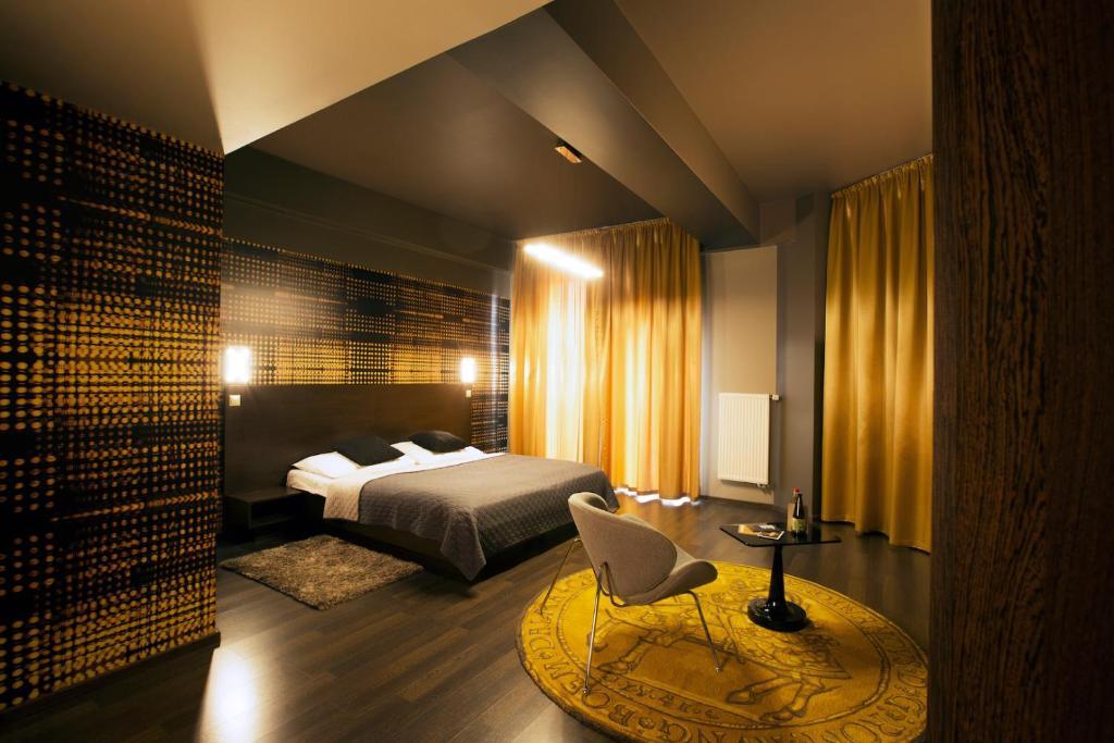 The Invisible Hotel Kosice, Slovakia