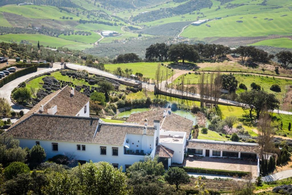 Een luchtfoto van La Fuente del Sol Hotel & Spa
