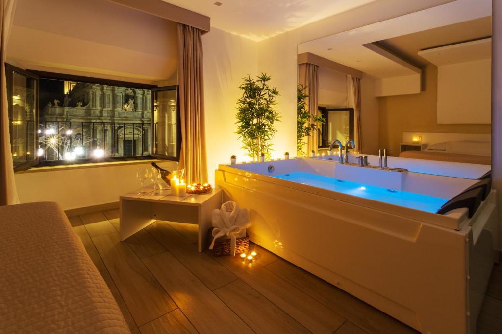 Bagno di Le Suites Del Duomo