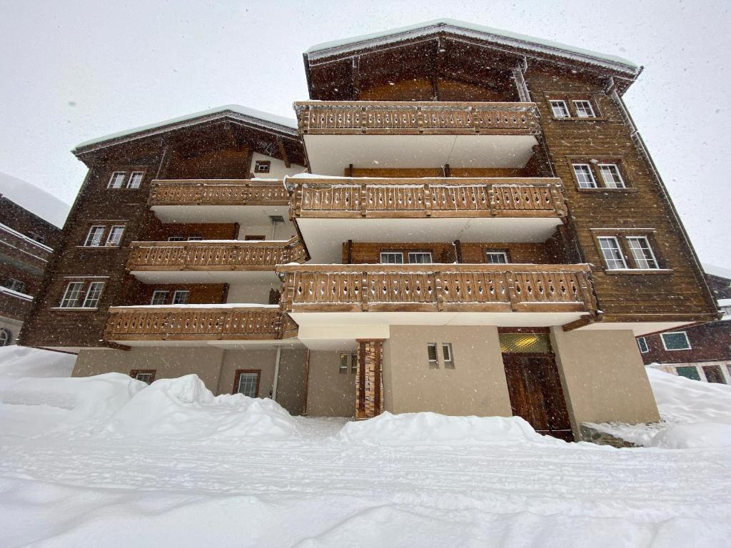 Hotel La Cabane Bettmeralp, Switzerland