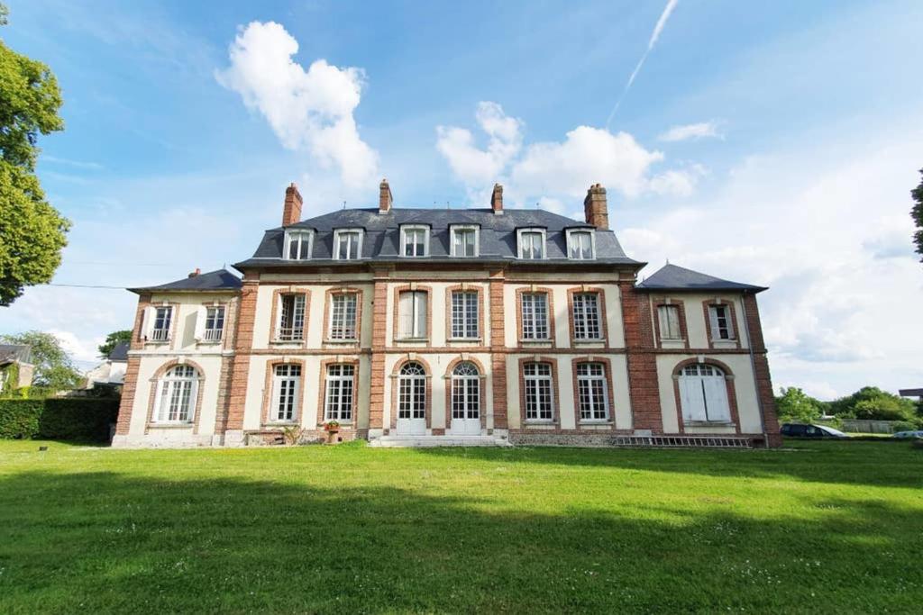 La Vie de Château 15 mn de Rouen (+Parking)