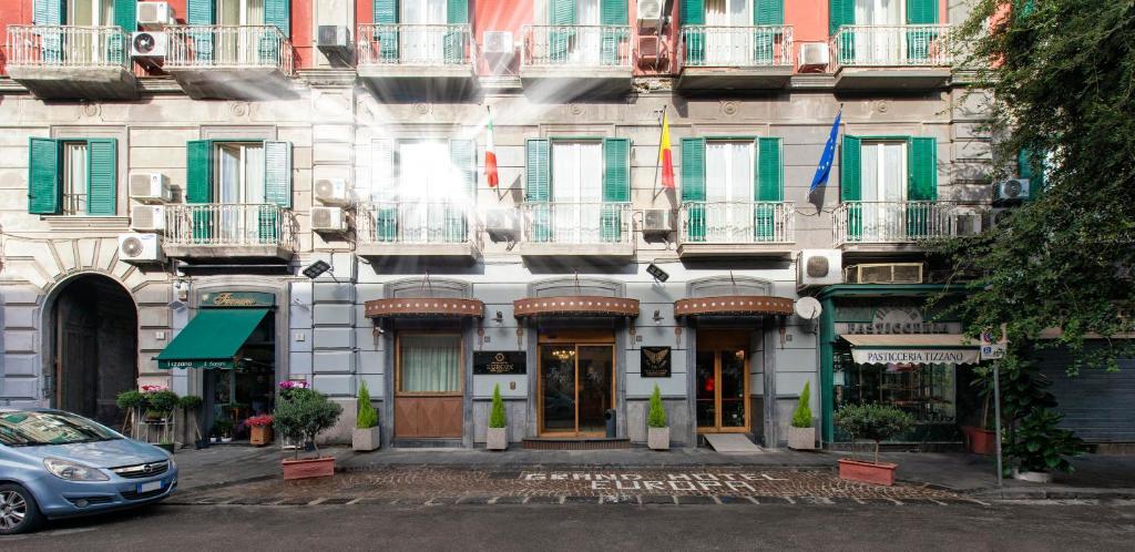 Grand Hotel Europa Restaurant Naples Updated 2021 Prices