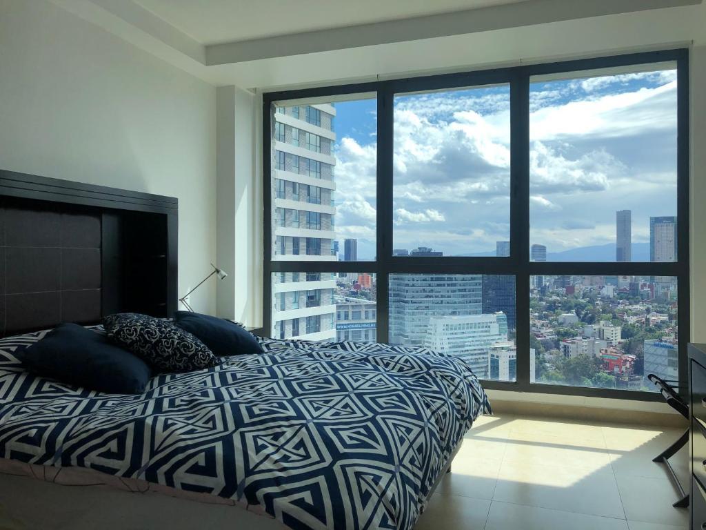 UNIQUE-New Apartment 26th floor Nueva Polanco