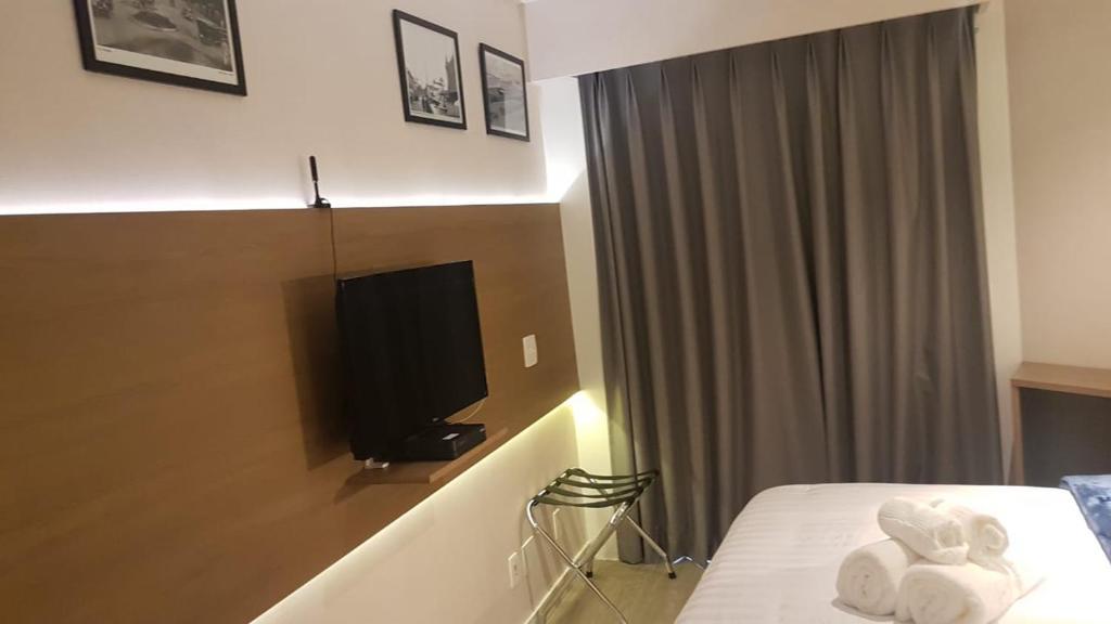 Lindo Apartamento Estúdio Metrô Anhangabaú