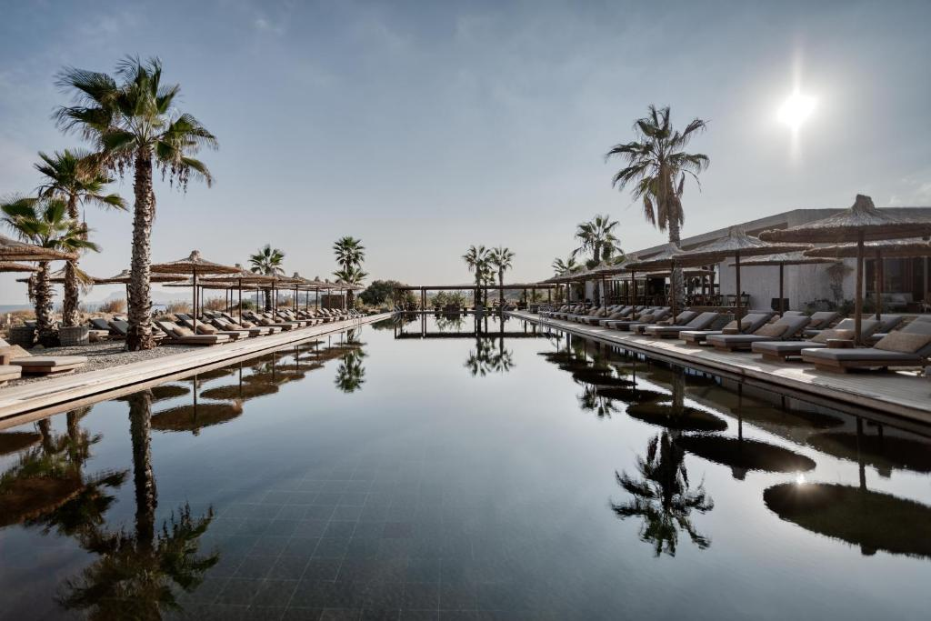 The swimming pool at or near Domes Zeen Chania, a Luxury Collection Resort, Crete