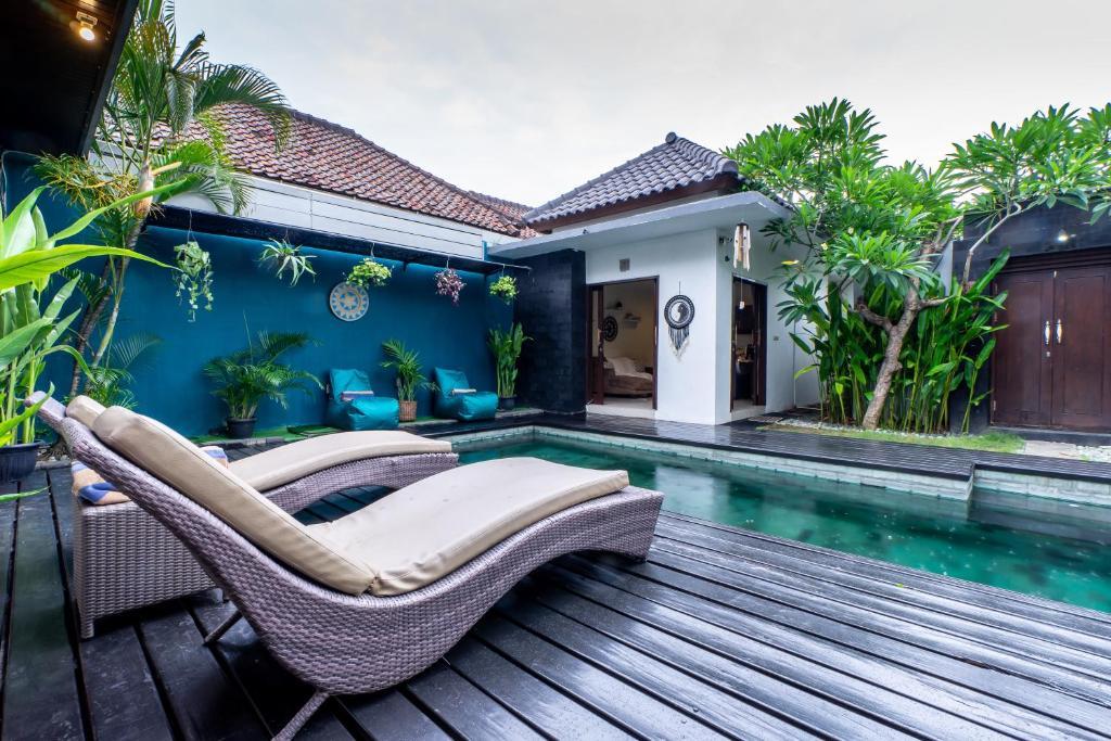 Villa Latanza Bali Legian Indonesia Booking Com