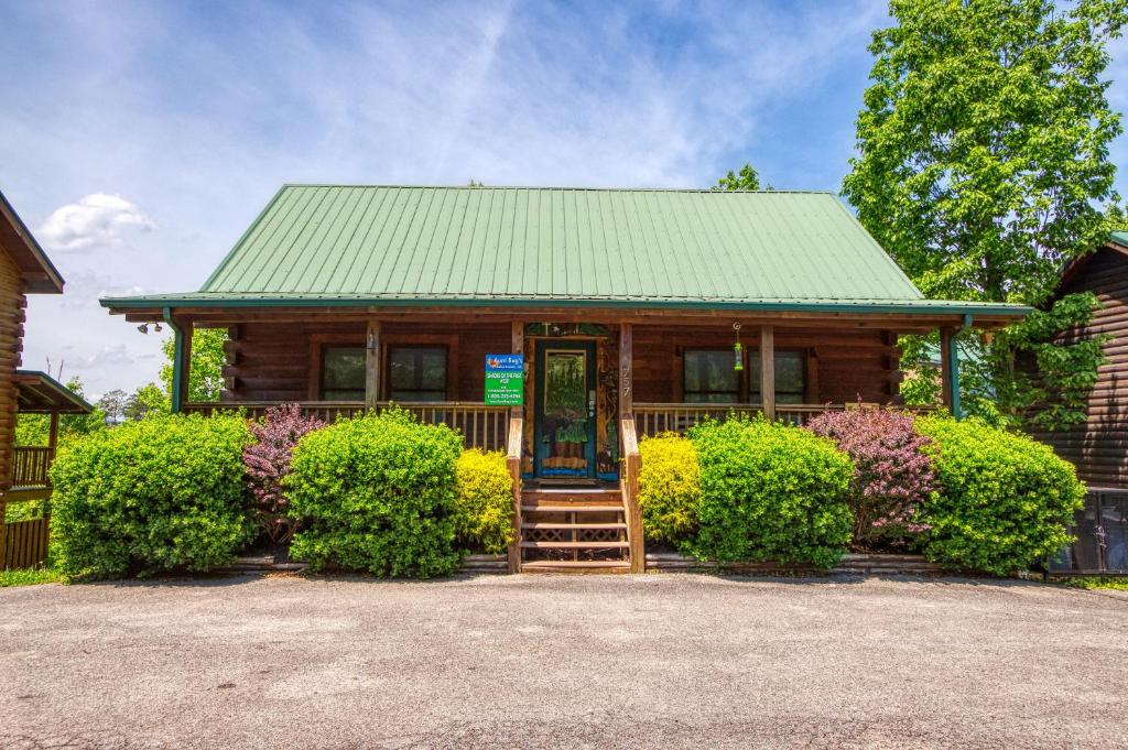 Shades Of The Past #230 by Aunt Bug's Cabin Rentals