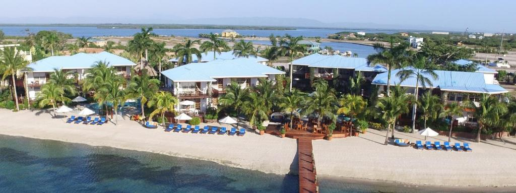 A bird's-eye view of Chabil Mar Villas - Guest Exclusive Boutique Resort