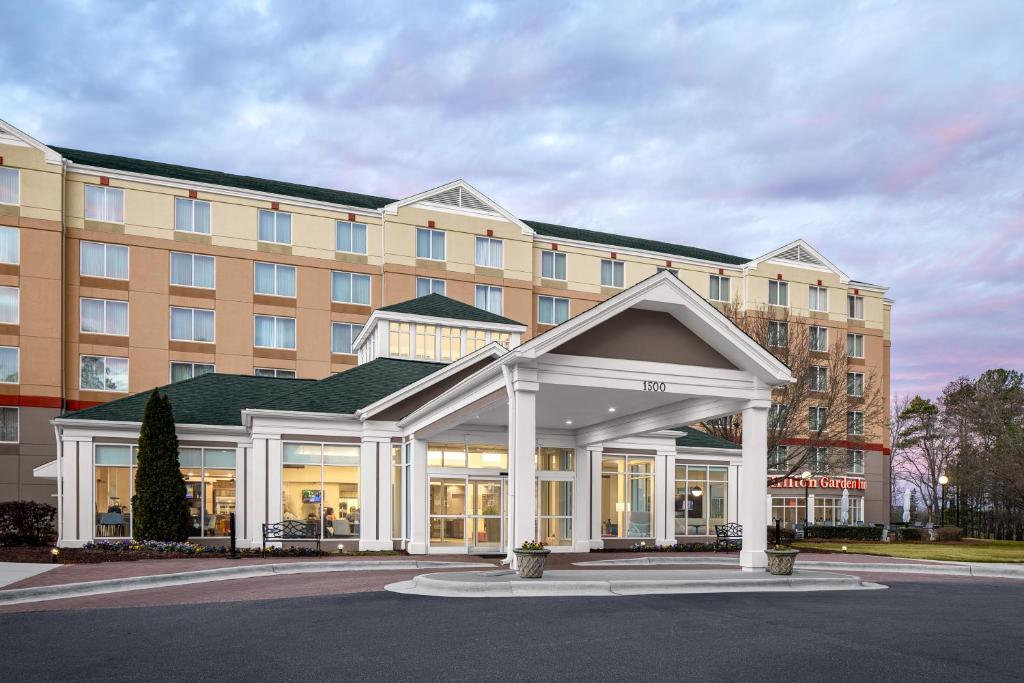 Hotel Hilton Garden Durham Airport Morrisville Nc Booking Com