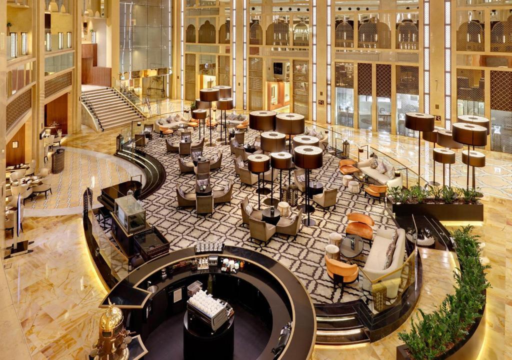 مطعم أو مكان آخر لتناول الطعام في ذا اتش دبي
