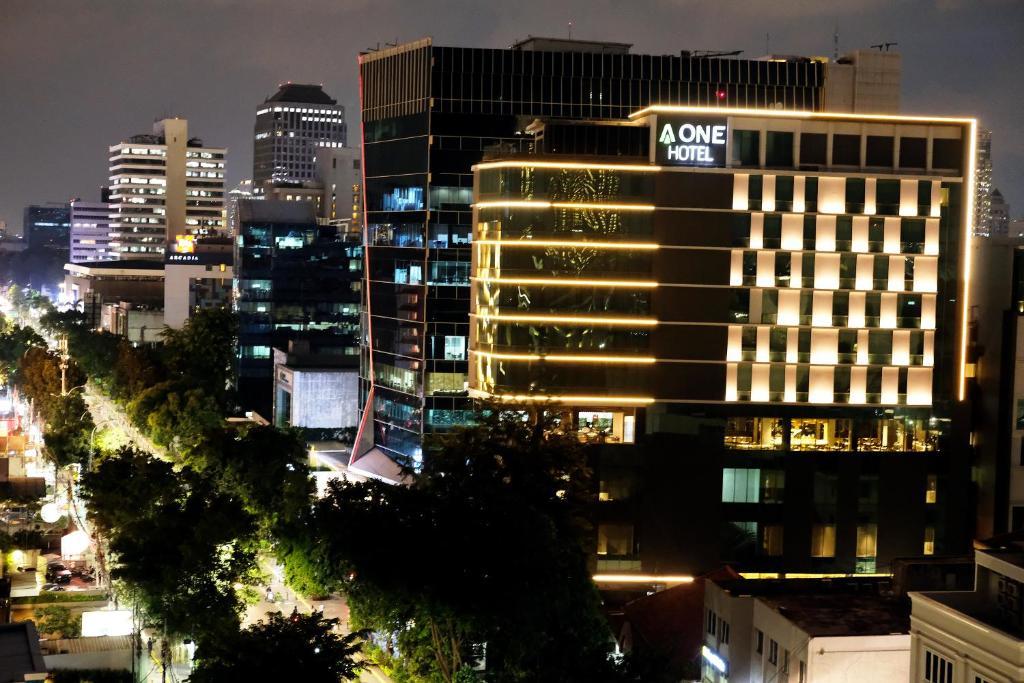 Aone Hotel Jakarta Indonesia Booking Com