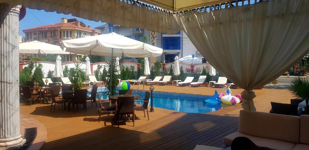Cantilena Hotel Nesebar, Bulgaria